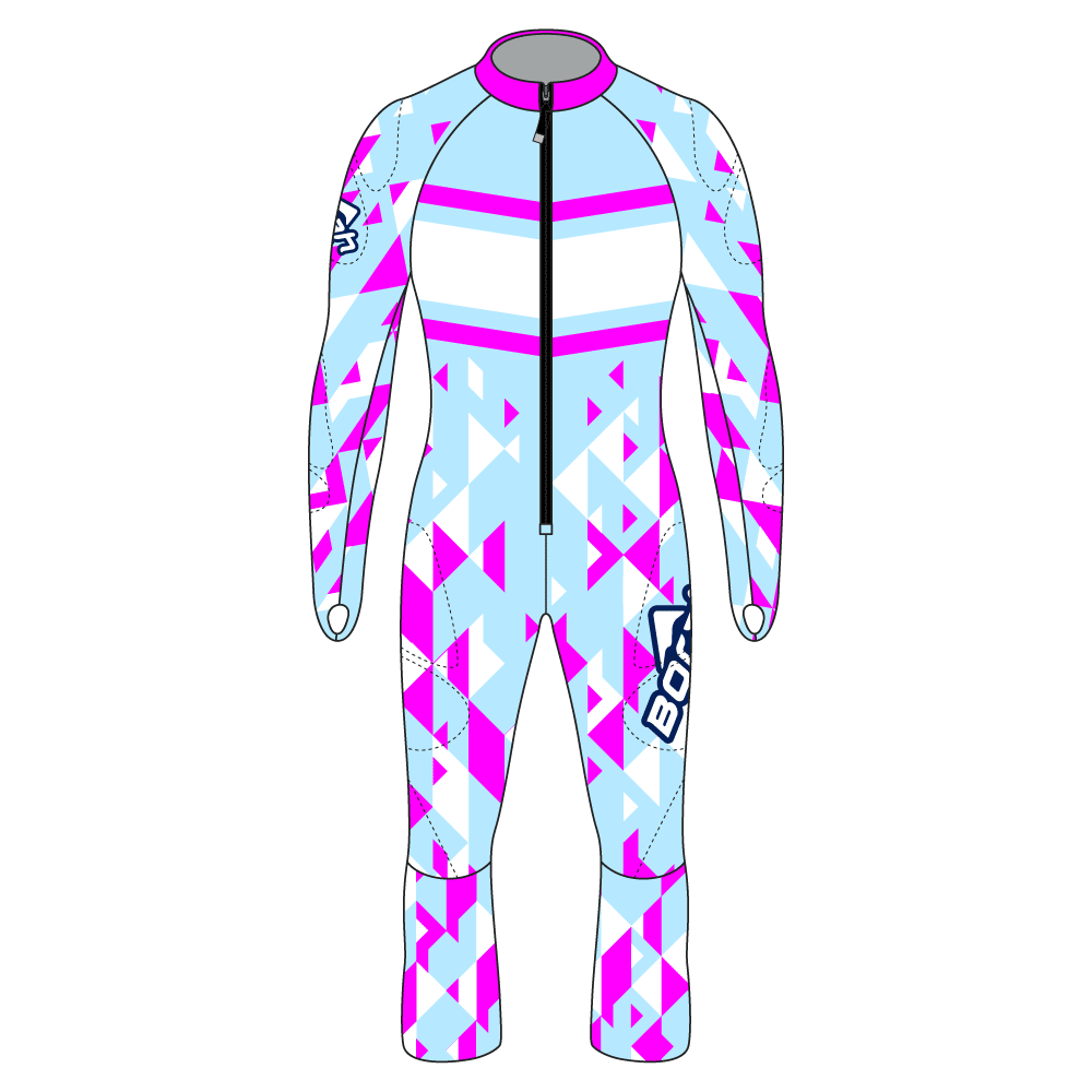 Alpine Race Suit - Downhill Design