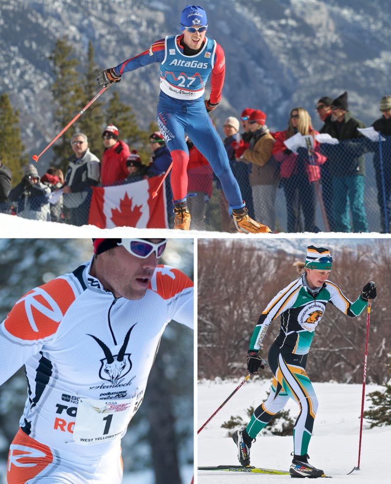 Pro XC Suit Collection Examples