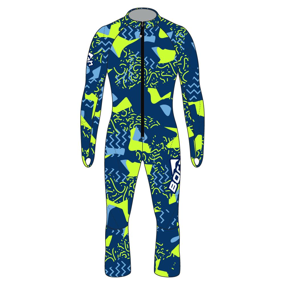 Alpine Race Suit - Rugrat Design