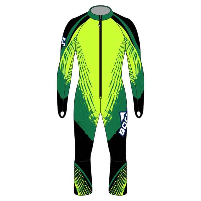 Alpine Race Suit - Super-G Design