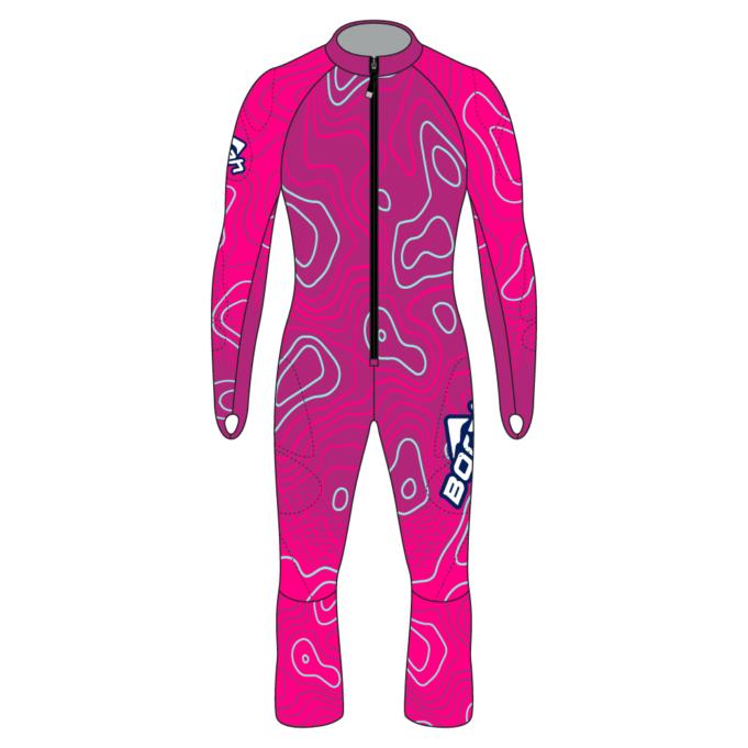 Alpine Race Suit - Terrain Design