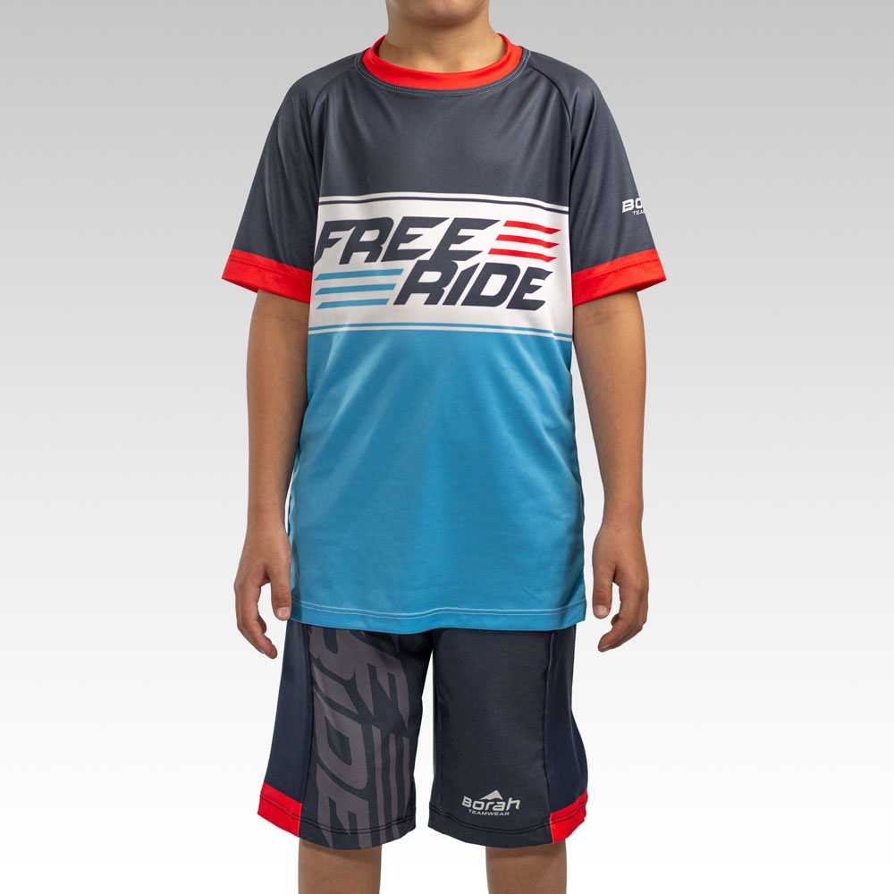 Youth Freeride MTB Products Combined