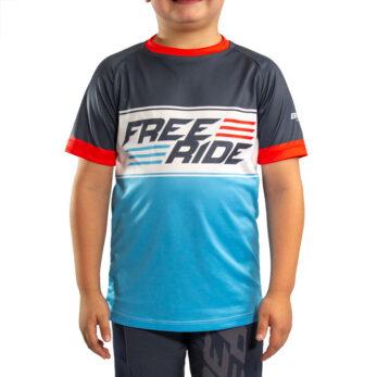 Custom Youth Freeride Jersey