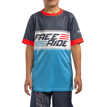 Youth Freeride MTB Jersey