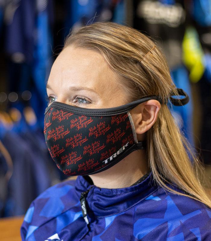 Custom 3-Ply Performance Mask
