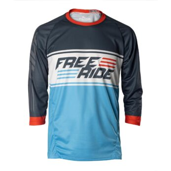 Pro 3/4 Sleeve Freeride MTB Jersey