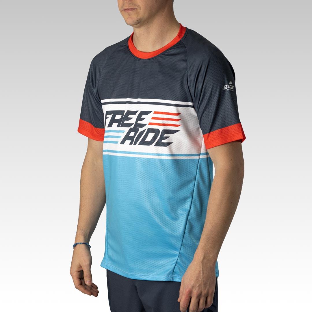 Pro Freeride MTB Jersey Gallery 2