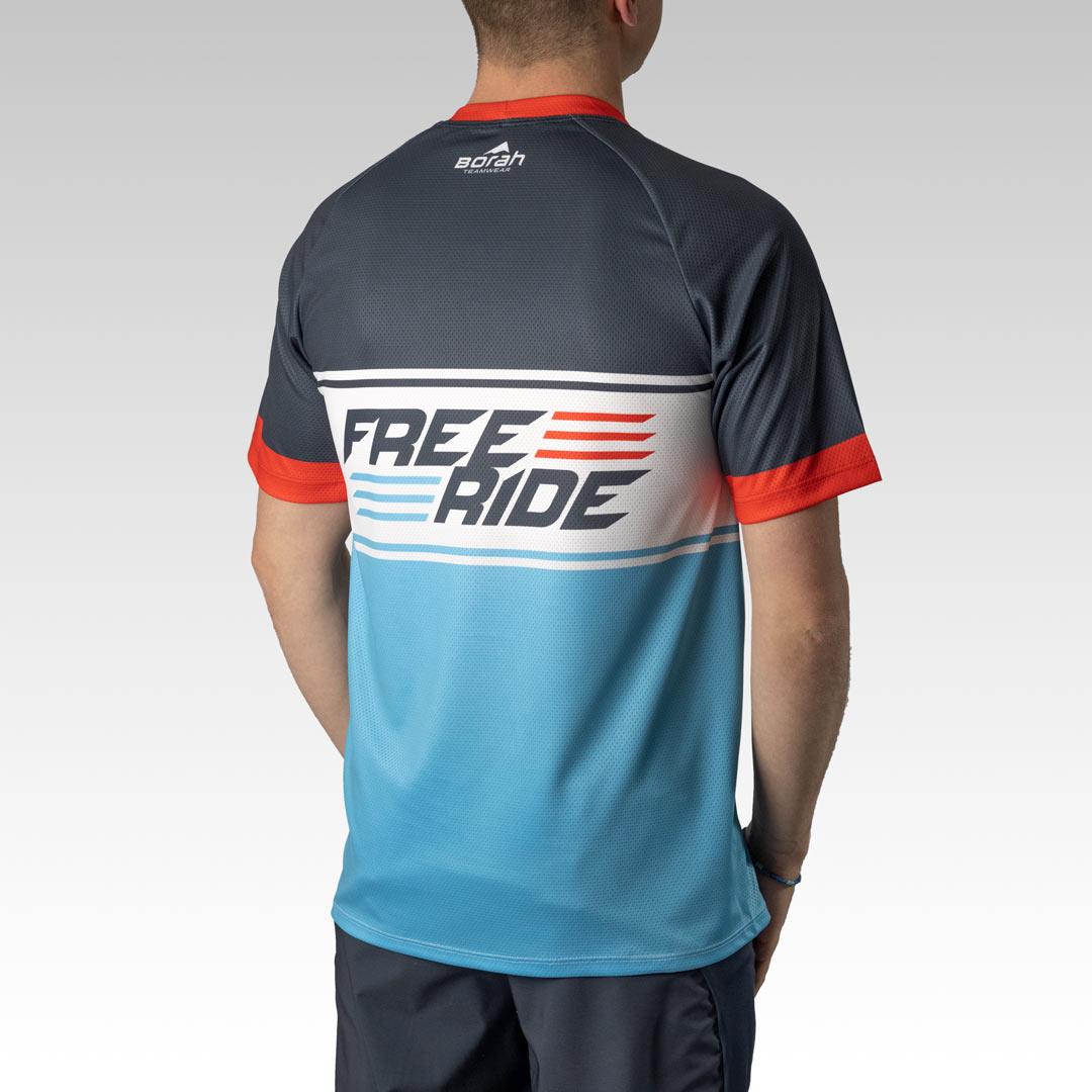 Pro Freeride MTB Jersey Gallery 3