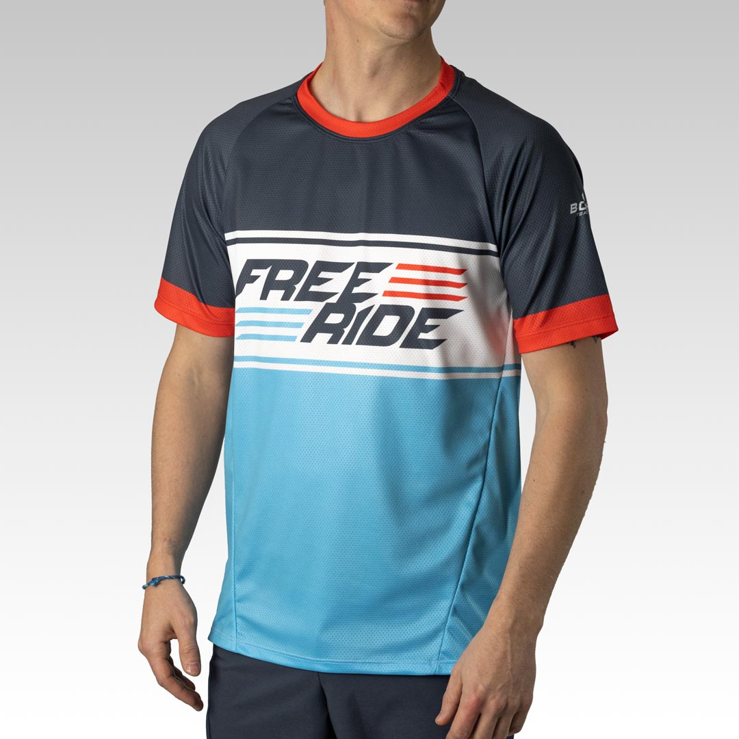 Pro Freeride MTB Jersey Gallery 1