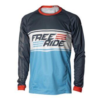 Pro Long Sleeve Freeride MTB Jersey