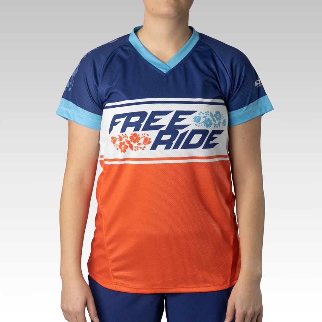 Women's Pro Freeride MTB Jersey Gallery3