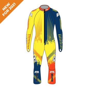 Fuxi Racing Alpine Race Suit – Chapelco Design