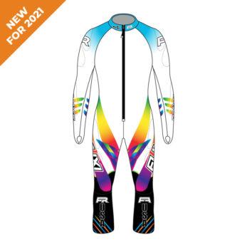 Fuxi Racing Alpine Race Suit – CERVINIA Design