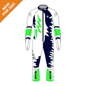 Fuxi Racing Alpine Race Suit – Matterhorn Design
